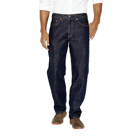 Levi's Men's 550 Relaxed Fit Jeans, 35 32, Blue