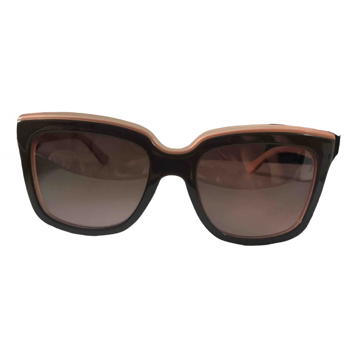 Salvatore Ferragamo \N Brown Sunglasses for Women \N
