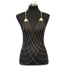Triangle Layered Body Chain
