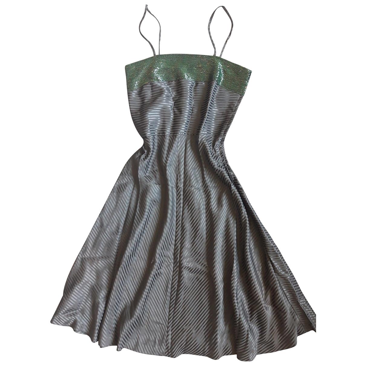 Autre Marque \N Green dress for Women 42 IT
