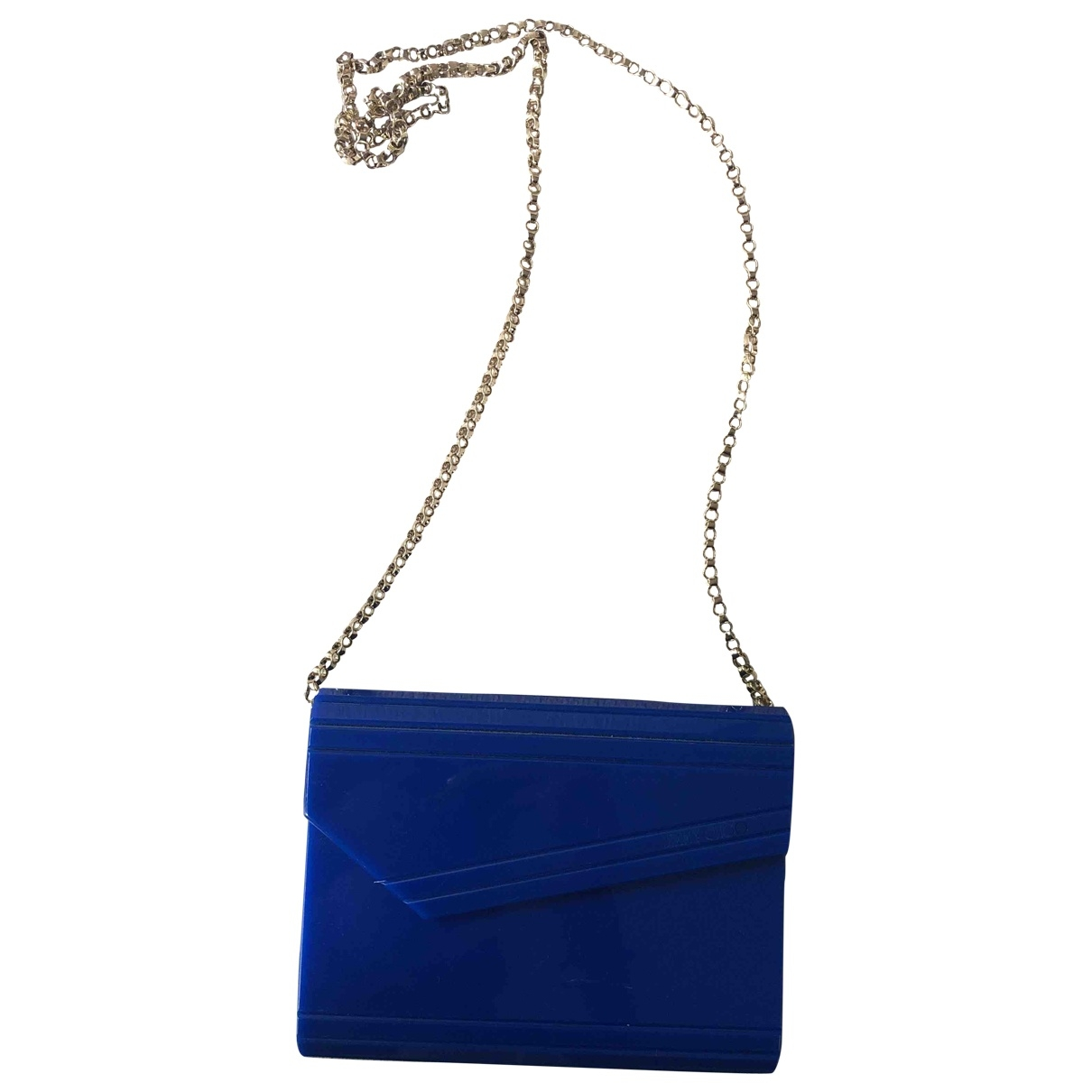 Jimmy Choo Candy Blue handbag for Women \N