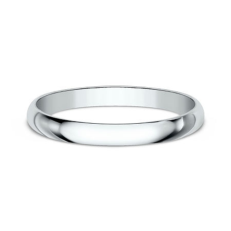 2MM 14K Gold Wedding Band, 5 , No Color Family