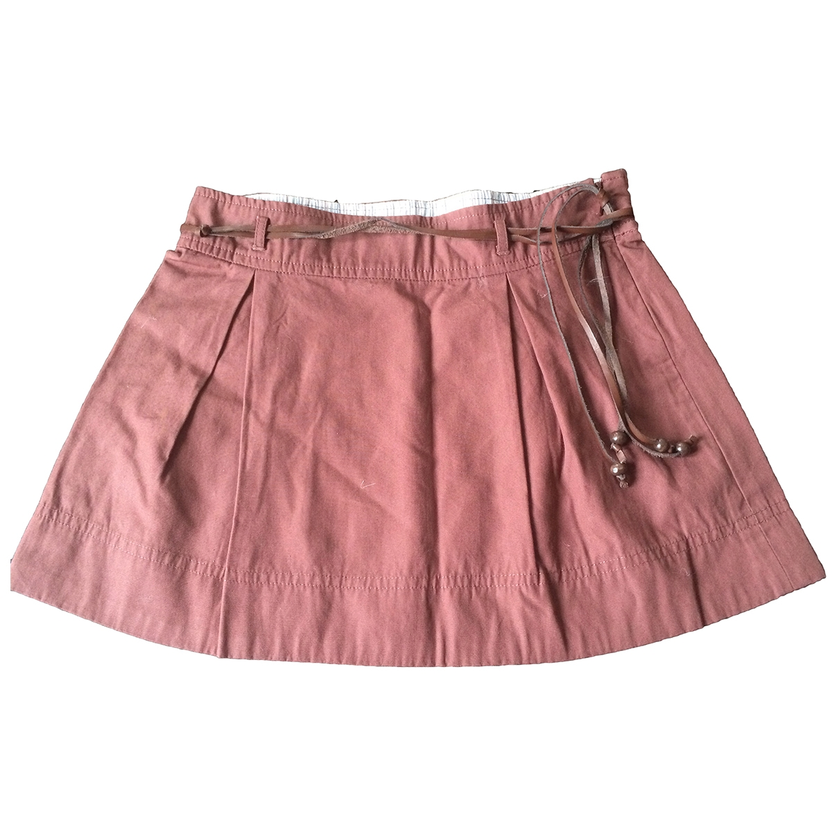 Bonpoint \N Brown Cotton skirt for Kids 4 years - up to 102cm FR