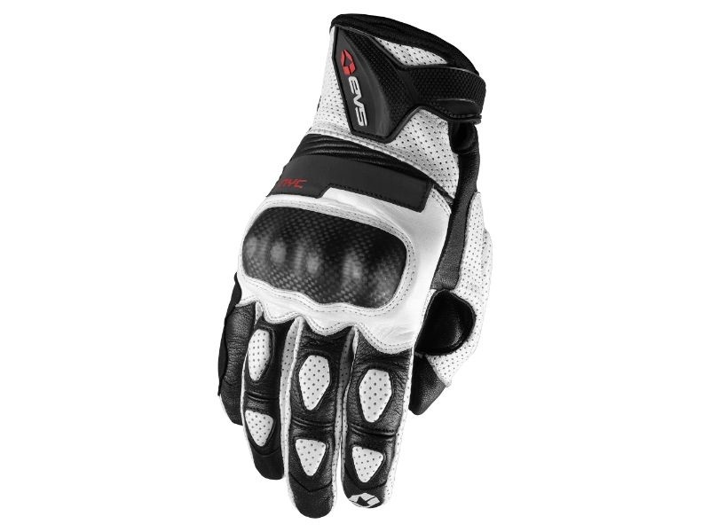 EVS SGL19NYC-W-L White NYC Street Gloves Large