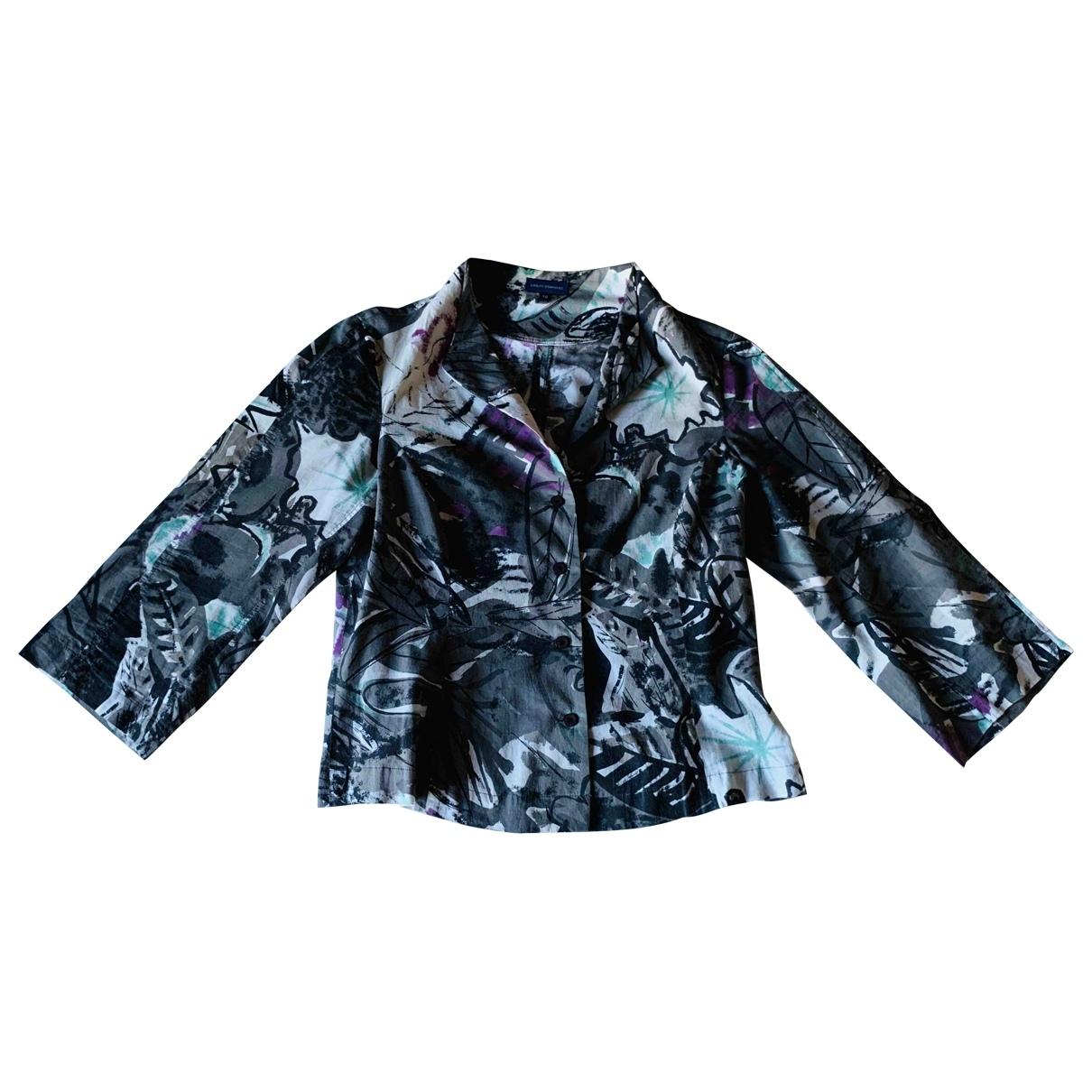Adolfo Dominguez \N Multicolour Cotton  top for Women 40 FR