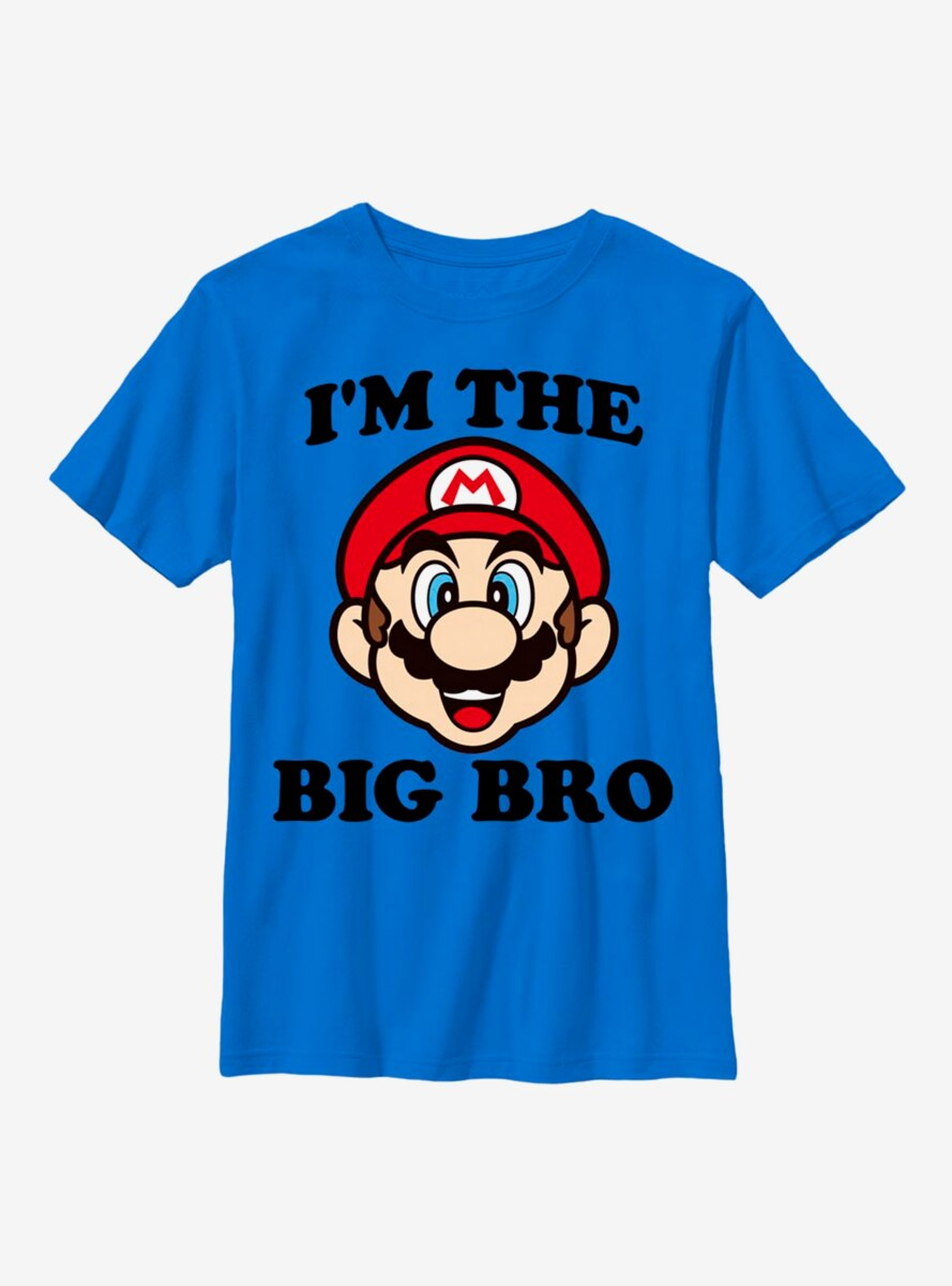 Nintendo Super Mario Big Bro Youth T-Shirt