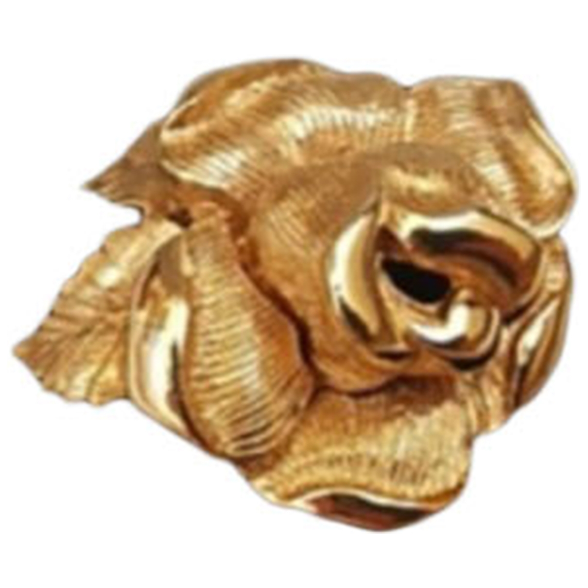 Carven \N Gold Metal Pins & brooches for Women \N