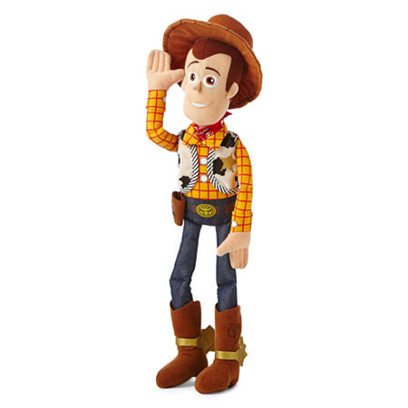 Disney Collection Woody Medium 16 Plush, One Size , No Color Family
