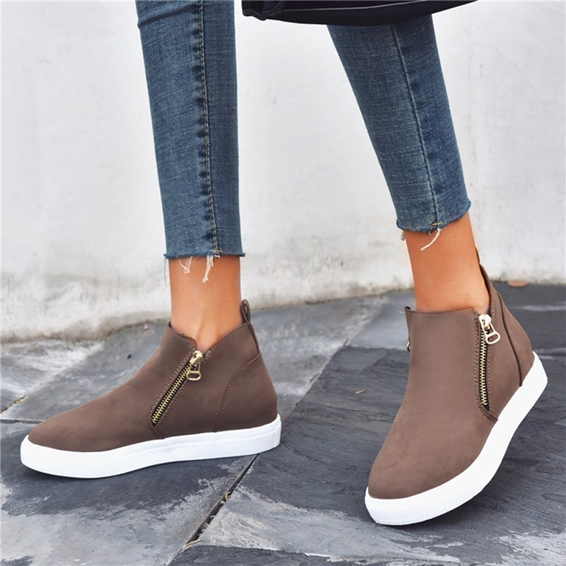 Ericdress Thread Flat With Round Toe Plain Thin Women's Shoes