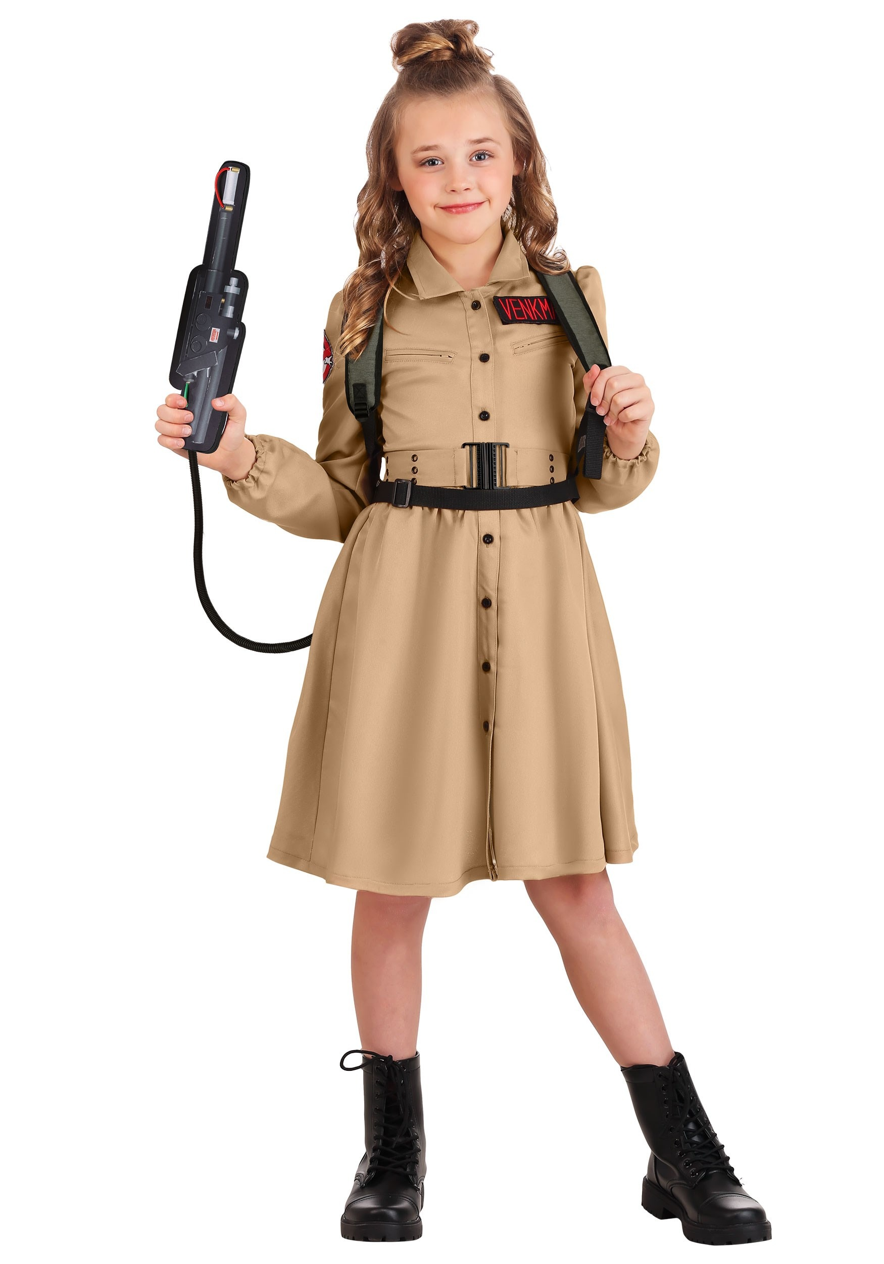 Ghostbusters Costume Dress for Girls