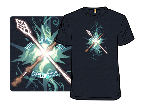 You Shall Not Expelliarmus T Shirt