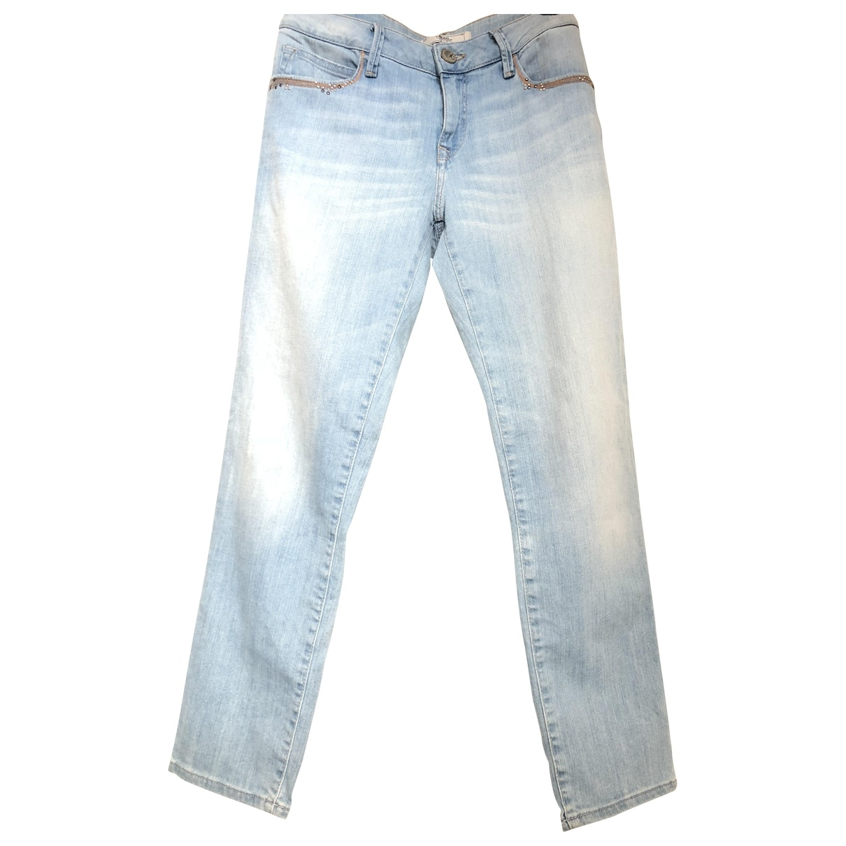 Mawi \N Blue Denim - Jeans Jeans for Women 29 US