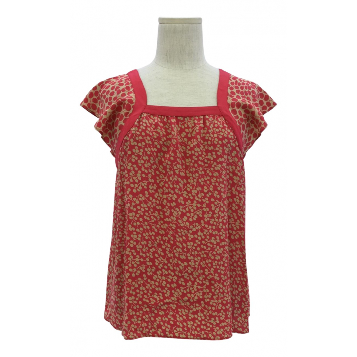 Marc Jacobs \N Multicolour Silk  top for Women S International