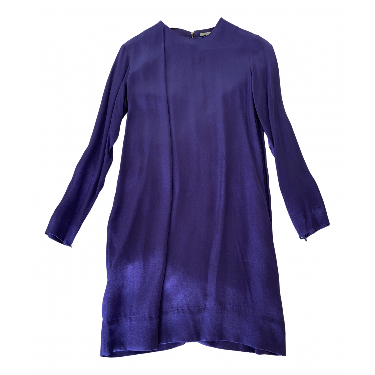 Cos \N Purple dress for Women 36 FR