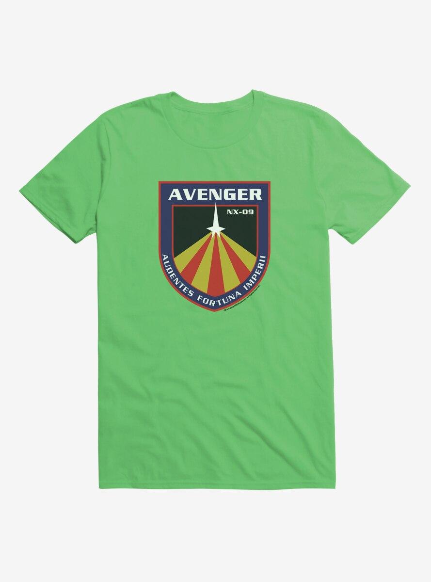 Star Trek Imperial Starship Avenger T-Shirt
