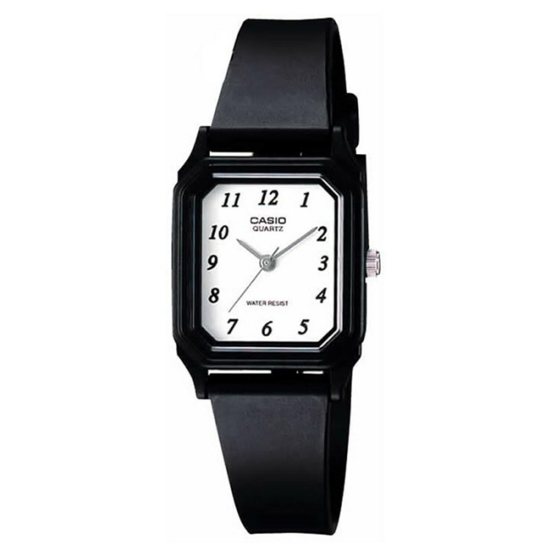 Casio Women's Core LQ142-7B White Resin Quartz Fashion Watch