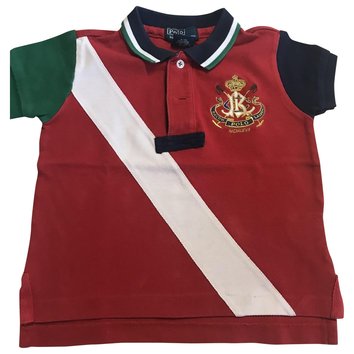 Polo Ralph Lauren \N Multicolour Cotton  top for Kids 18 months - until 32 inches UK