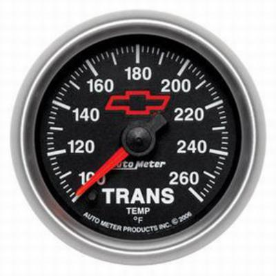 Auto Meter GM Series Electric Transmission Temperature Gauge - 3657-00406
