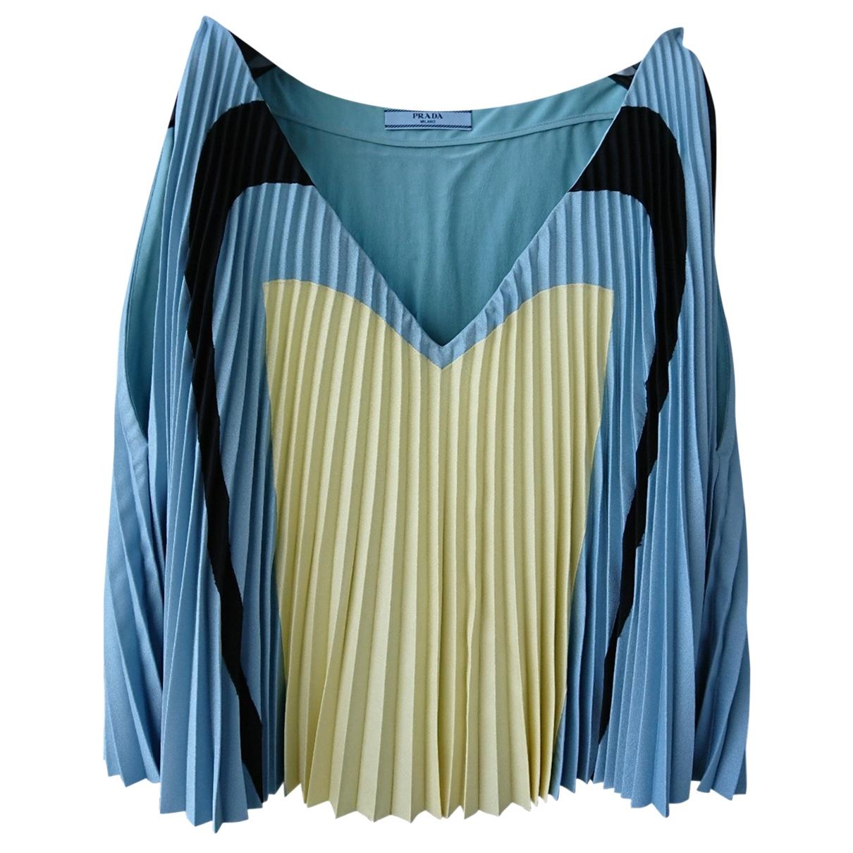 Prada \N Multicolour  top for Women 40 IT