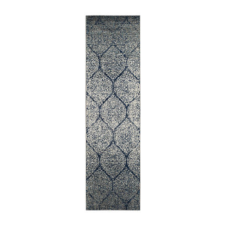 Safavieh Madison Collection Carmen Geometric Runner Rug, One Size , Multiple Colors