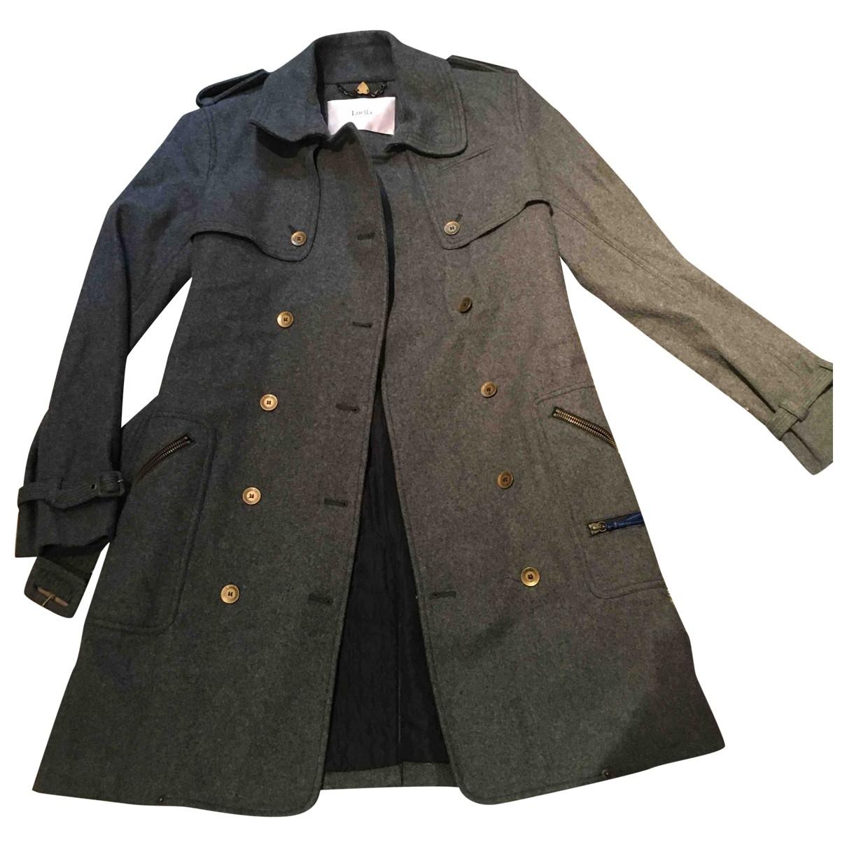 Luella \N Grey Wool coat for Women 12 UK