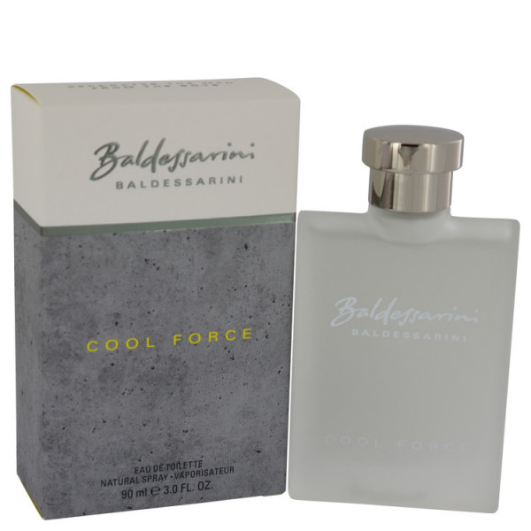 Baldessarini - Cool Force : Eau de Toilette Spray 6.8 Oz / 90 ml