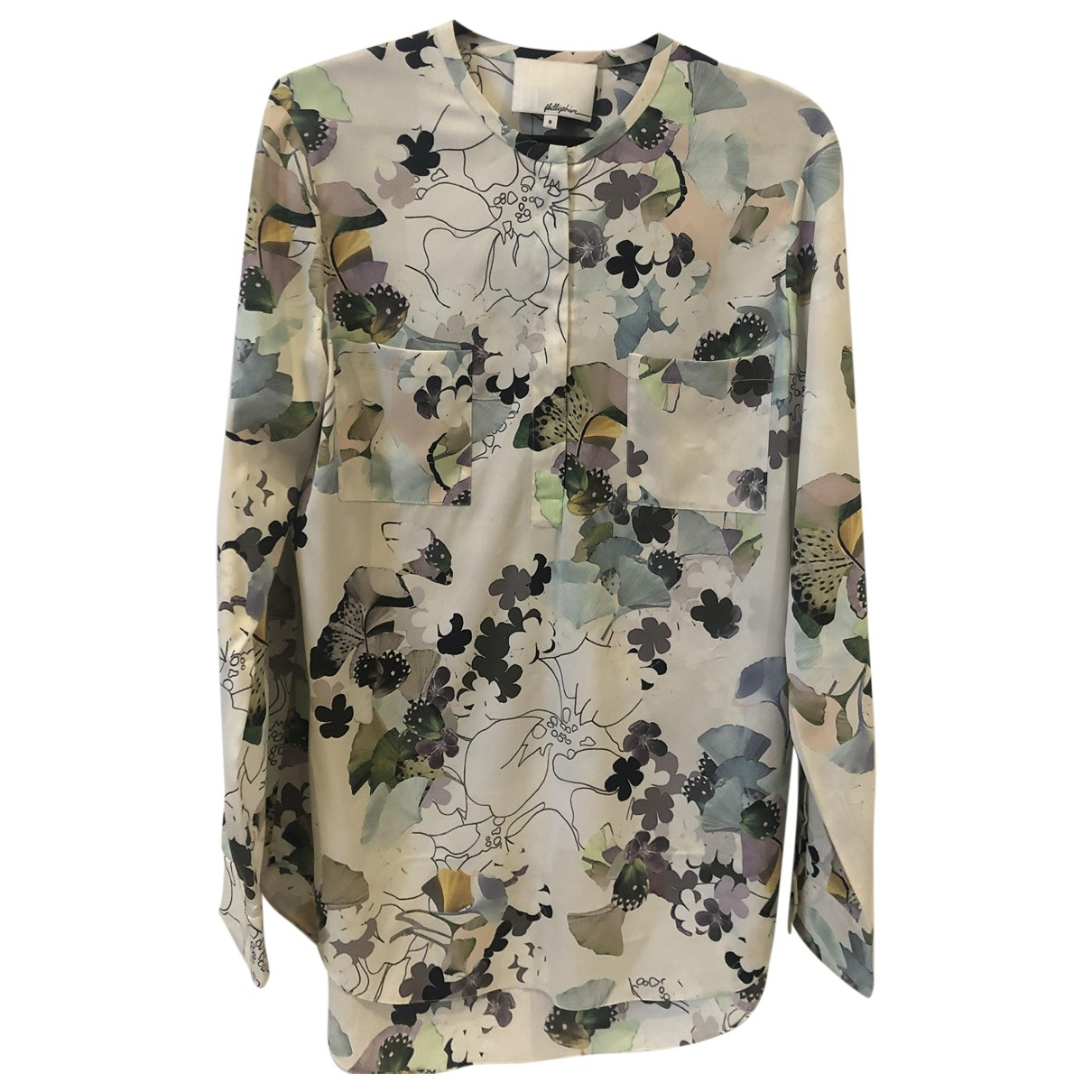 3.1 Phillip Lim \N Multicolour Silk  top for Women 8 US
