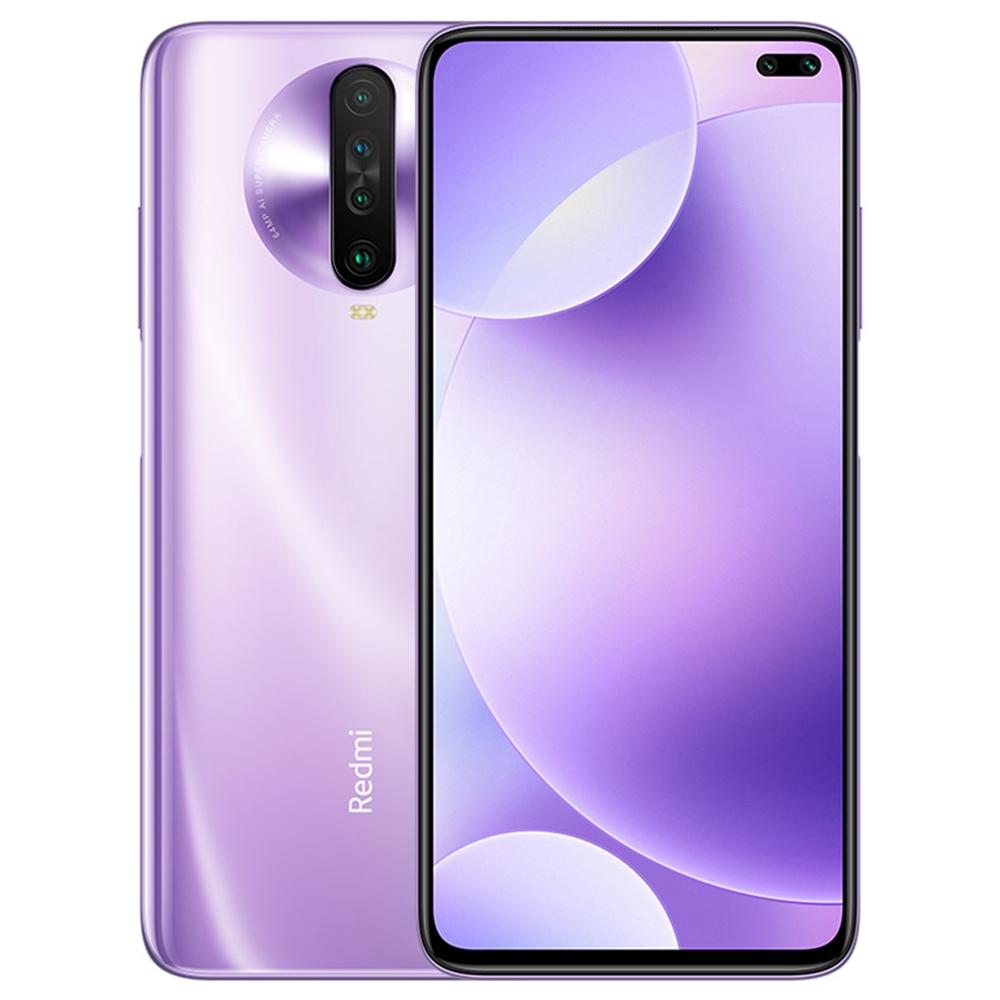 Xiaomi Redmi K30 4G LTE Smartphone 8GB 128GB Purple