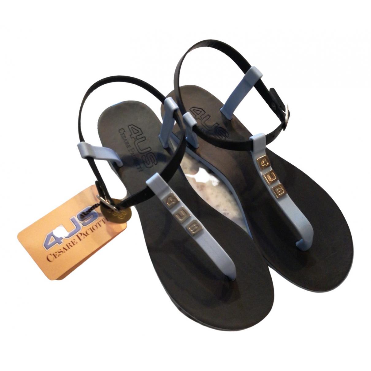 Cesare Paciotti \N Sandals for Women 38 EU