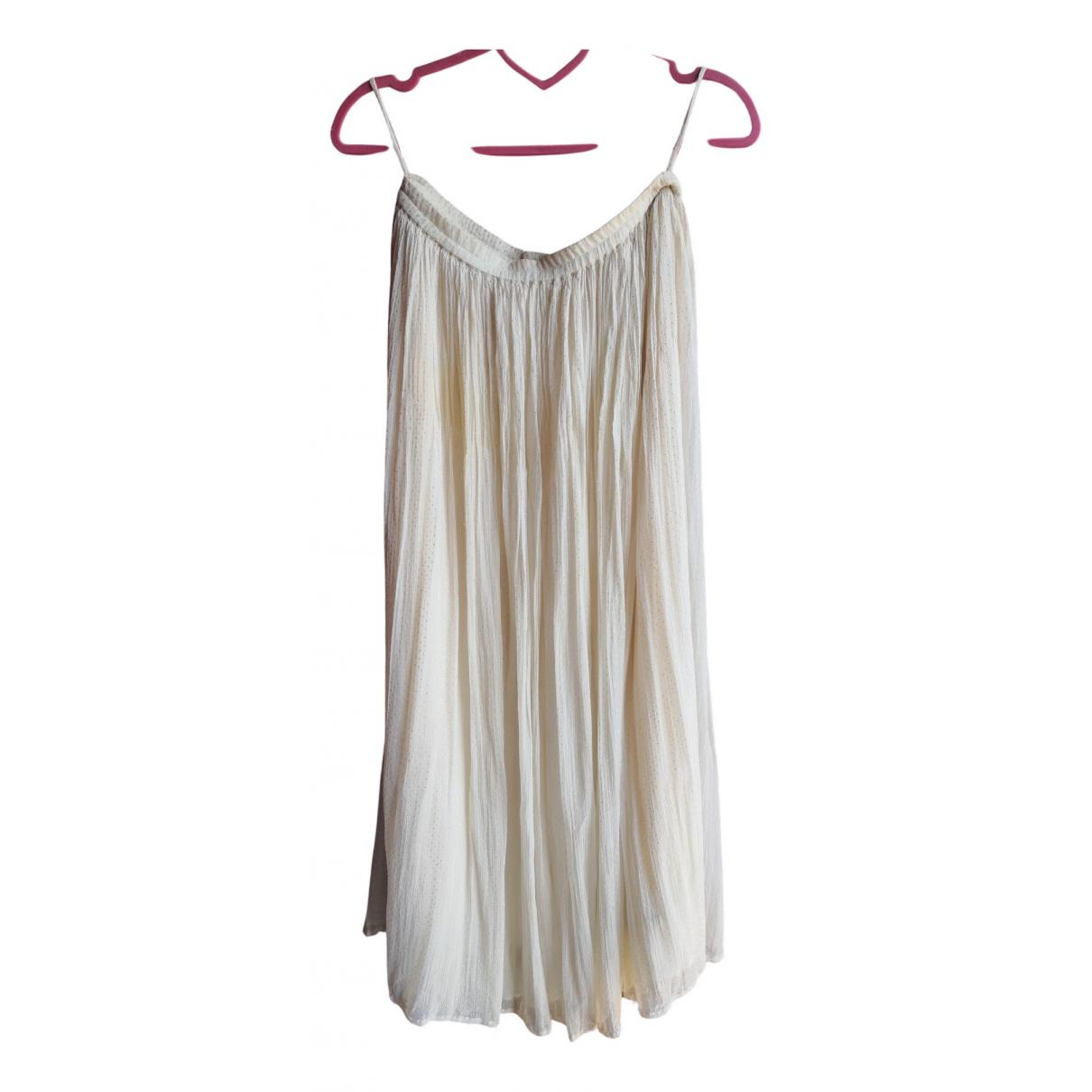 Mes Demoiselles ... \N Beige skirt for Women 38 FR
