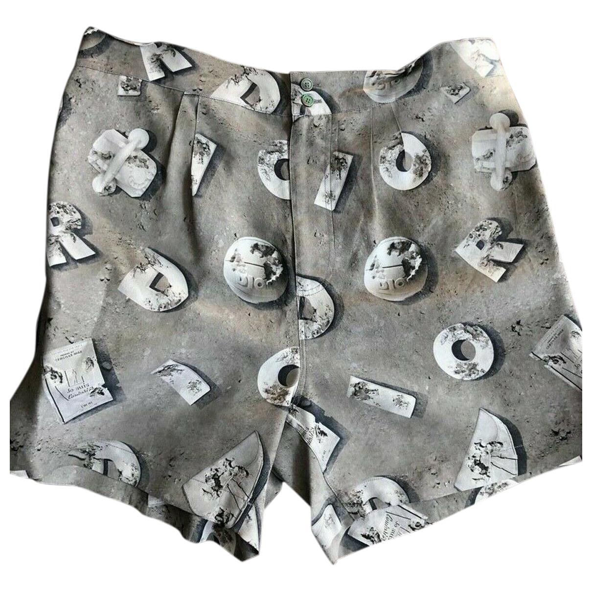 Dior Homme \N Grey Shorts for Men 46 IT