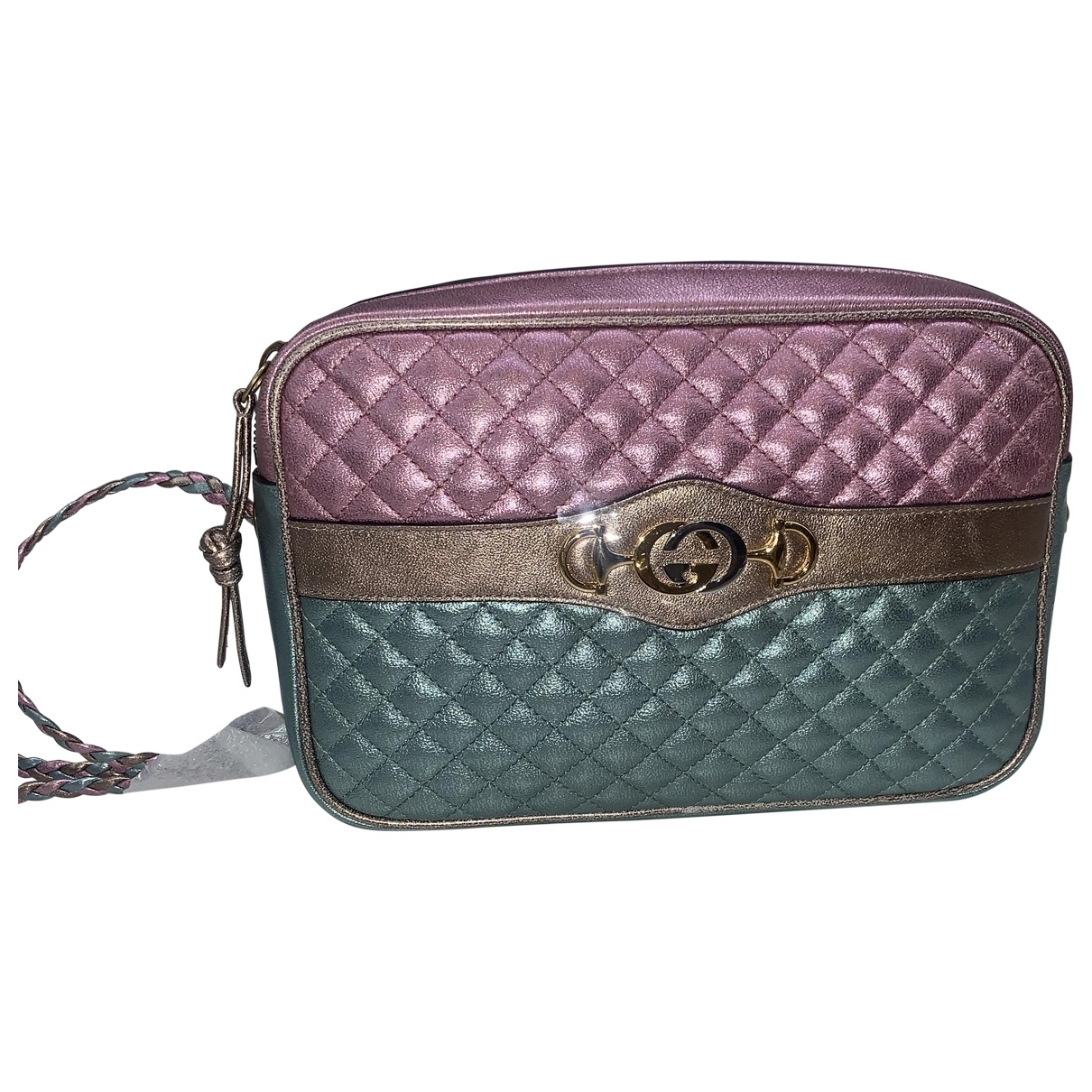 Gucci Zumi Multicolour Leather Clutch bag for Women \N