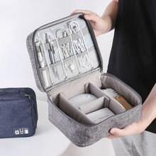 Travel Electronic Accessories Storage Bag