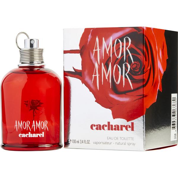 Cacharel - Amor Amor : Eau de Toilette Spray 3.4 Oz / 100 ml