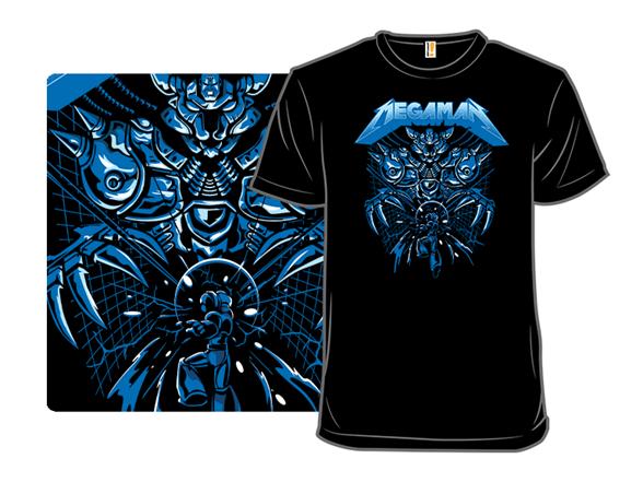Mega Rockman T Shirt