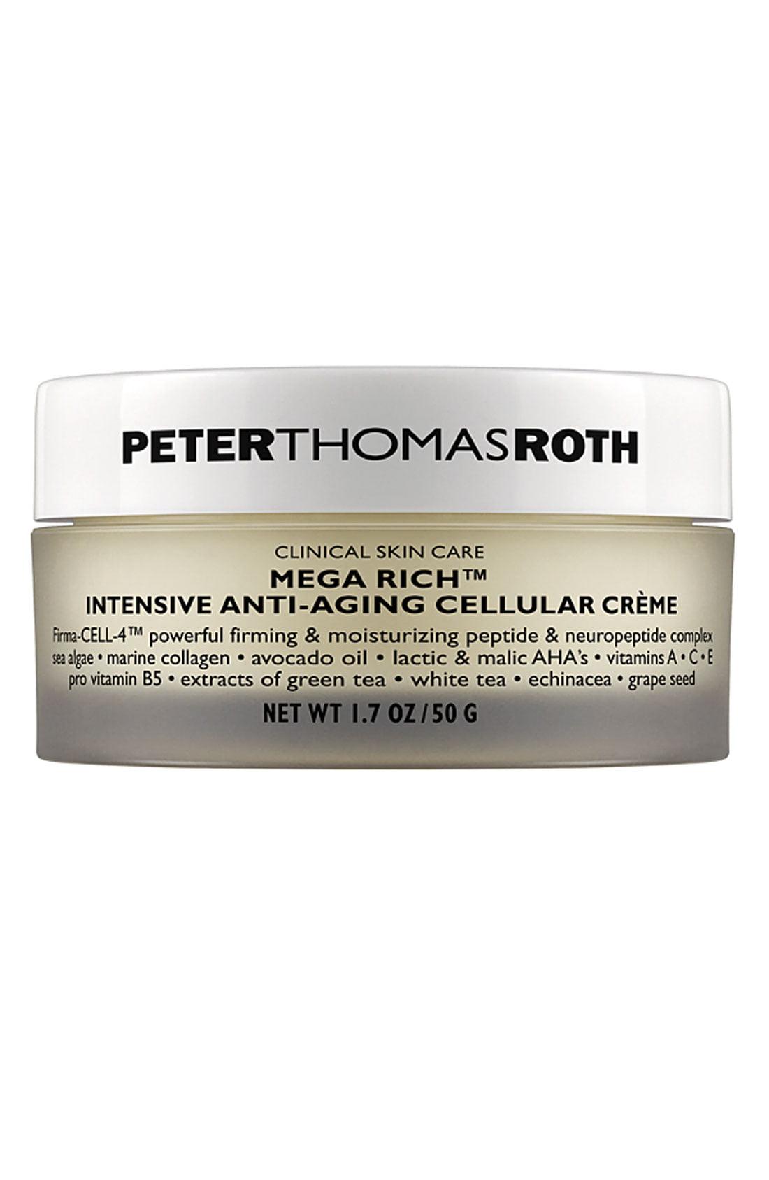 Mega Rich Intensive Anti-aging Cellular Creme