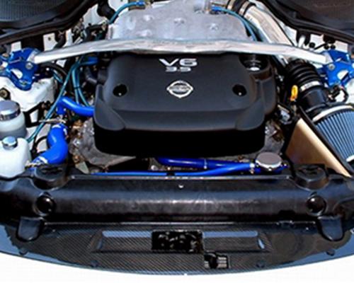 AutoTecknic V2 Carbon Cooling Plate Nissan 350Z 03-08