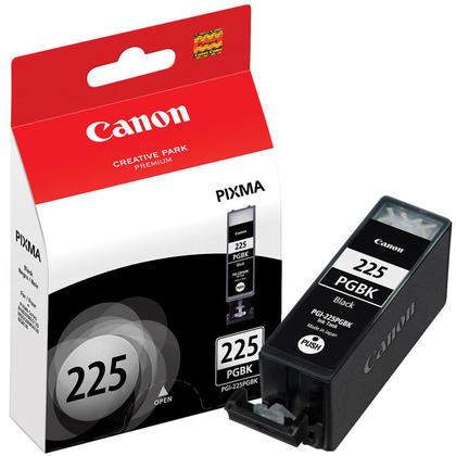 Canon PGI-225BK Original Pigment Black Ink Cartridge