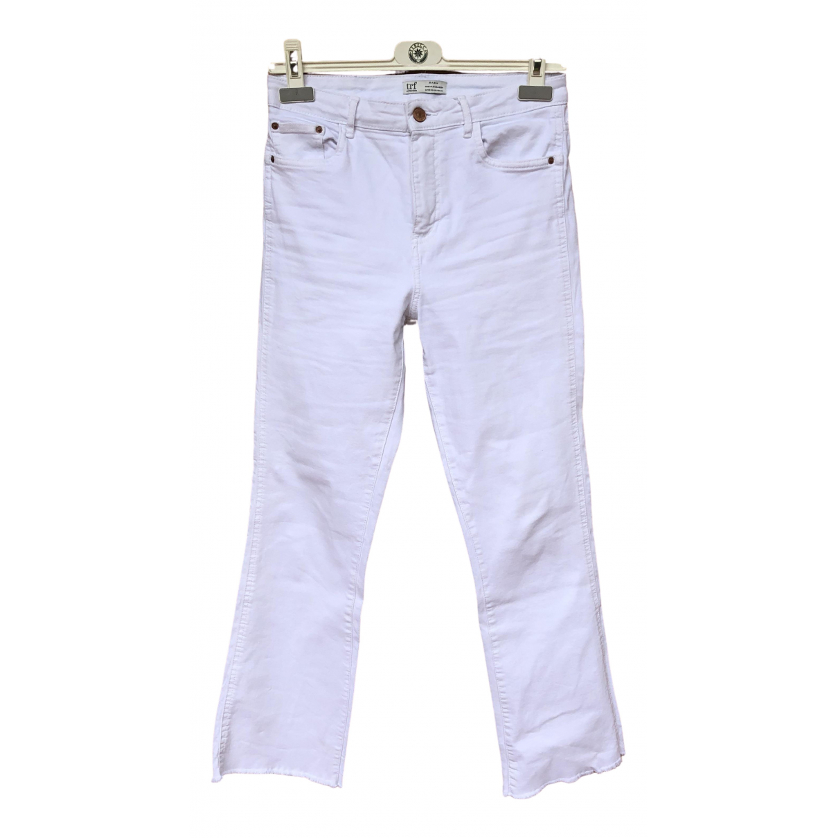 Zara \N White Denim - Jeans Jeans for Women 26 US