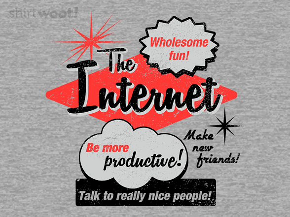 The Internet T Shirt