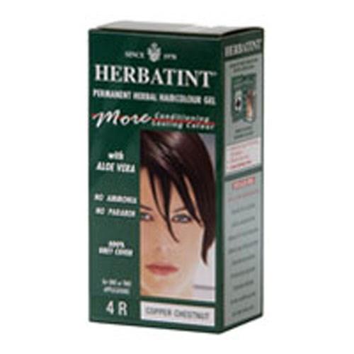 Herbatint Permanent Copper Chestnut (4r) 4 Oz by Herbatint