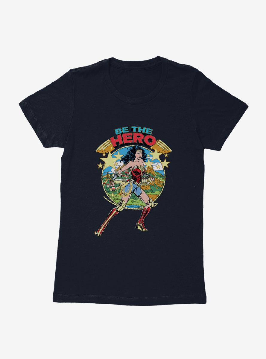DC Comics Wonder Woman 1984 Be The Hero Womens T-Shirt