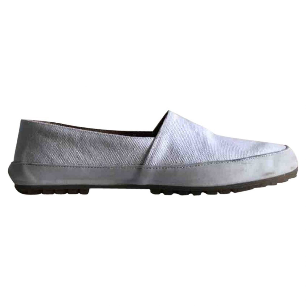 Maison Martin Margiela \N White Cloth Espadrilles for Women 39 IT