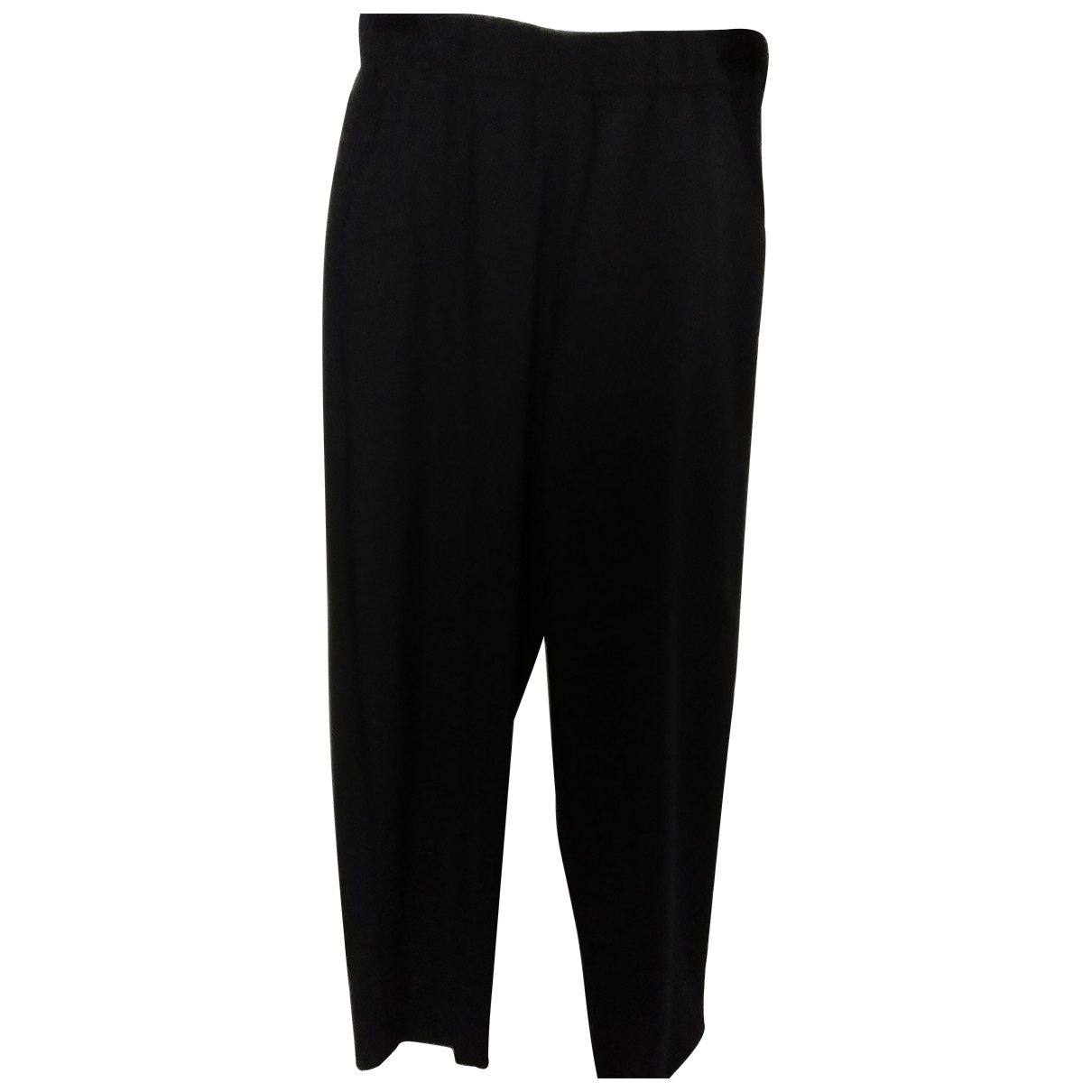 Barena \N Navy Trousers for Women 42 IT