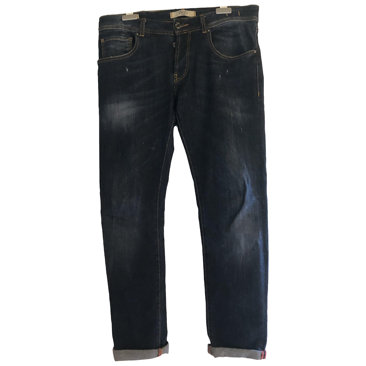 Liu.jo \N Denim - Jeans Trousers for Men 32 UK - US