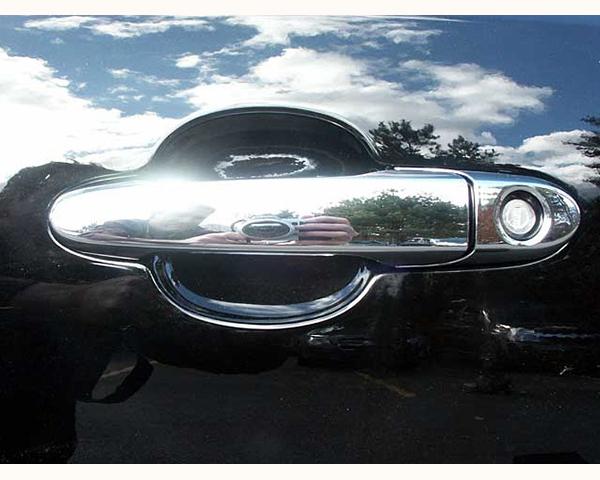 Quality Automotive Accessories ABS | Chrome Door Handle Cover Kit Chevrolet Cobalt 2007
