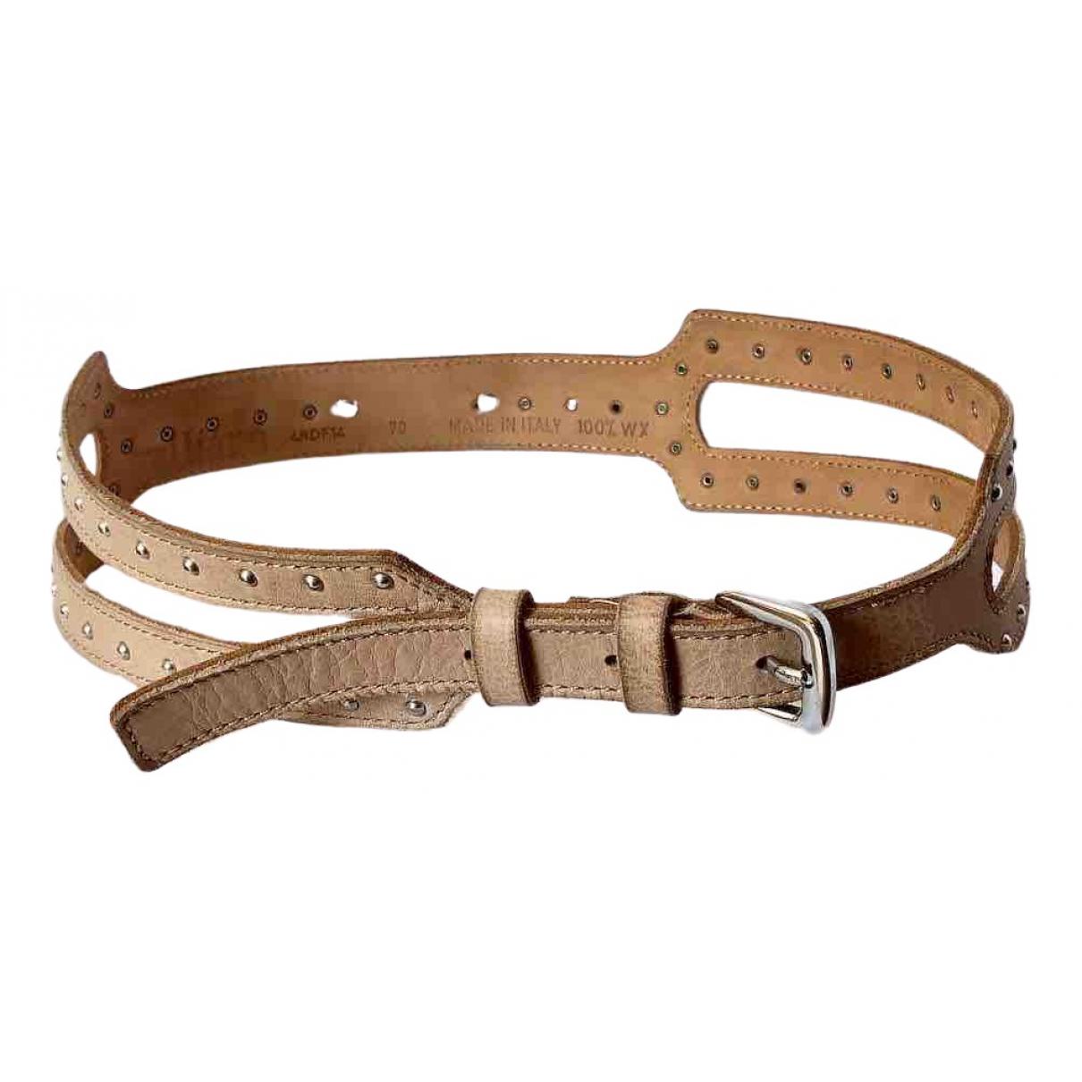 Galliano \N belt for Women 70 cm