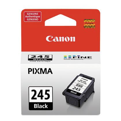 Canon PIXMA MG2522 Original Black Ink Cartridge, Standard Yield