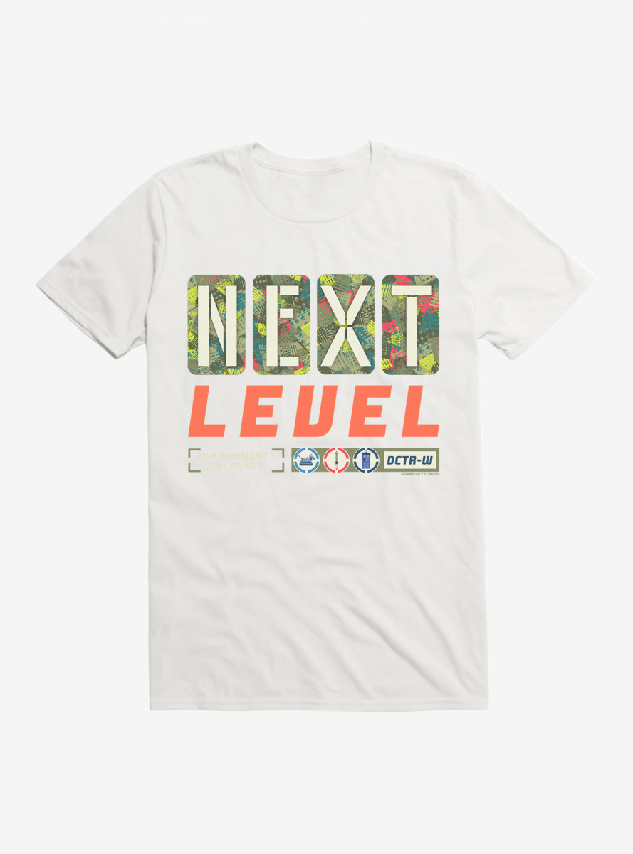 Doctor Who Next Level T-Shirt