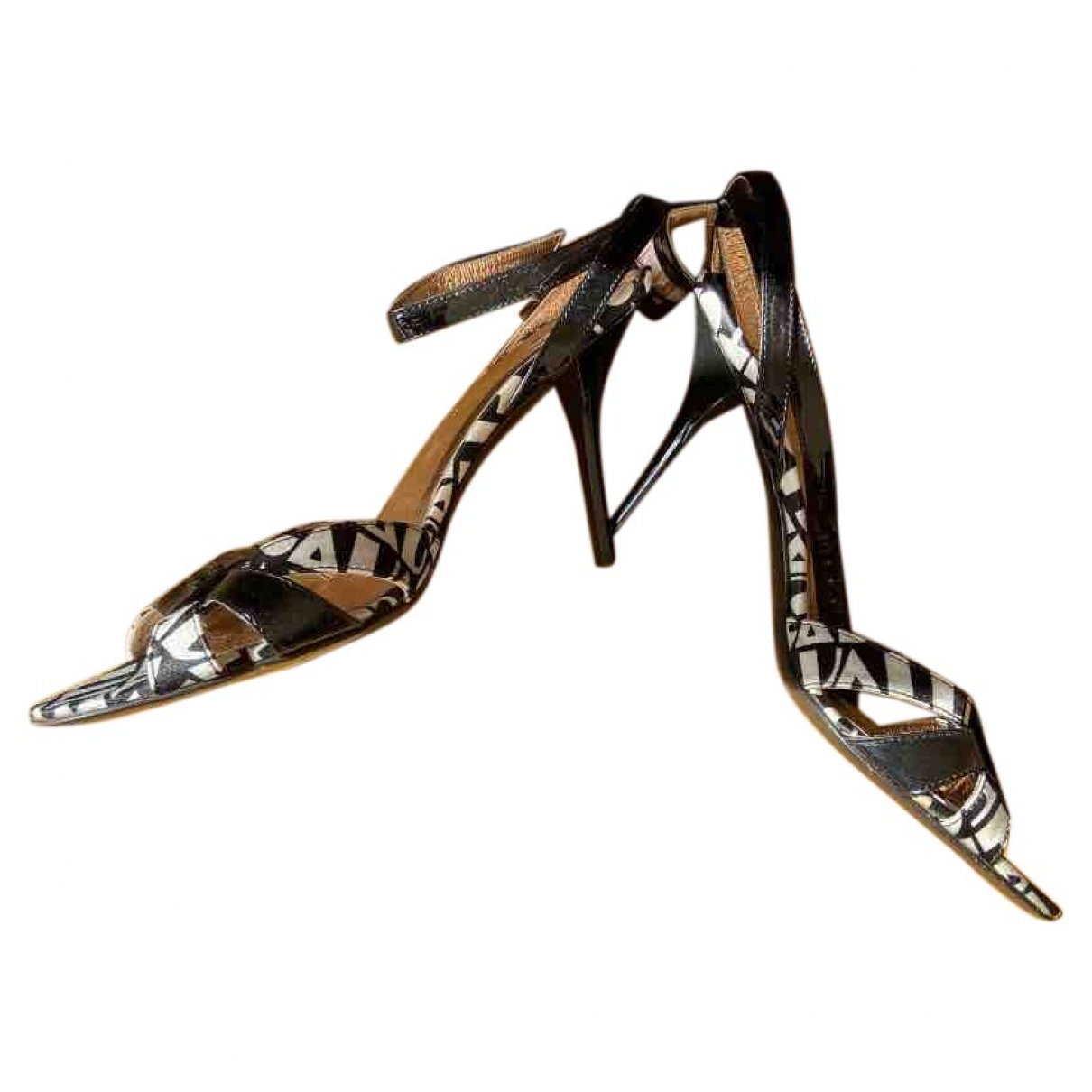 Just Cavalli \N Cloth Sandals for Women 38 EU
